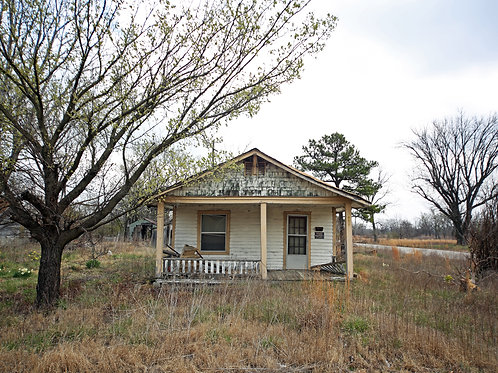 Picher Oklahoma house
