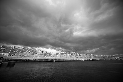 Steel Bridge Storm