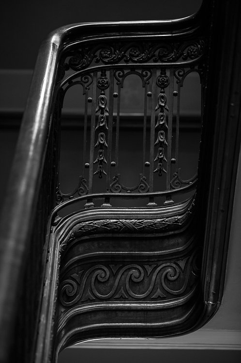 Wisconsin Capitol Staircase