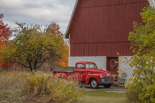 Door County Truck