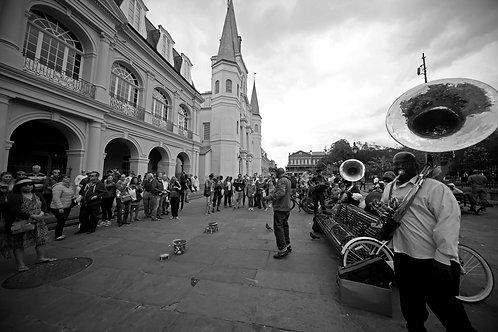 French Quarter Tuba