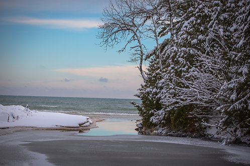 Whitefish Bay Door County