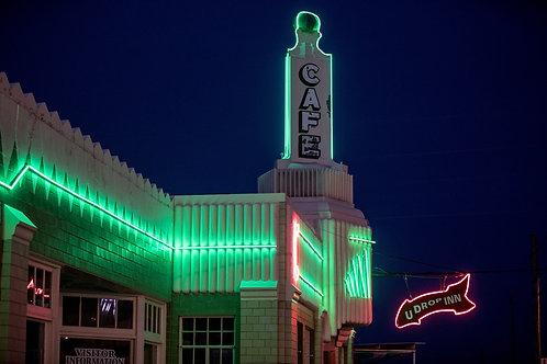 U Drop Inn Cafe Route 66
