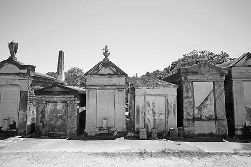 New Orleans Graveyard