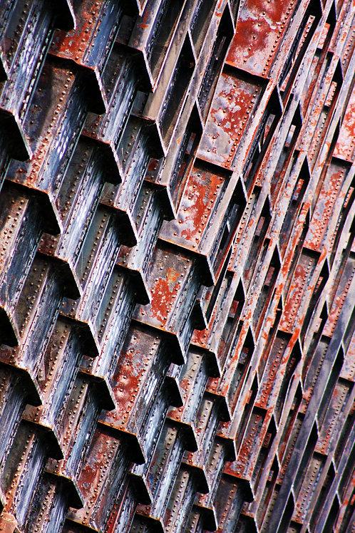 Ore Dock Rust