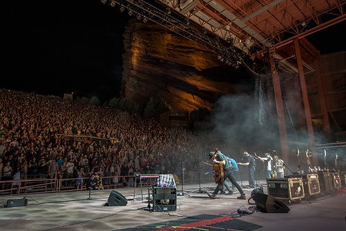Trampled By Turtles Red Rocks