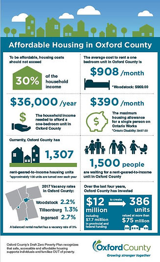National Housing Day Infographic