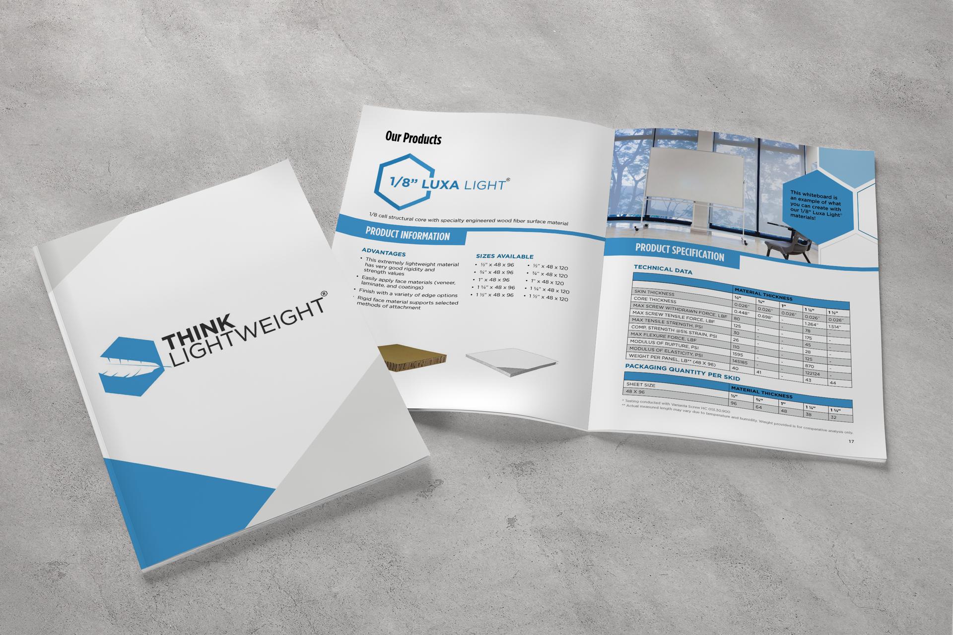 Think Lightweight Product Catalog