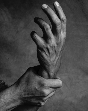 #manos #artista #retrato #jezjaureguipho