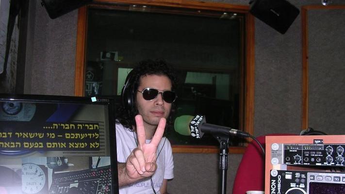 Assaf Adry - אסף אדרי ברדיו - קול ישראל