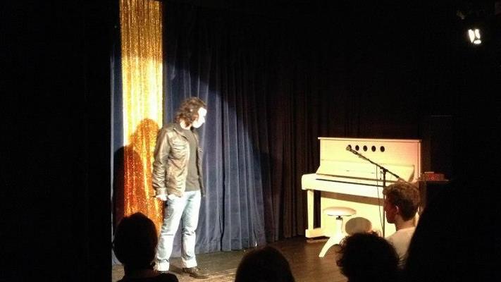 Assaf Adry - Live In Berlin - אסף אדרי ב