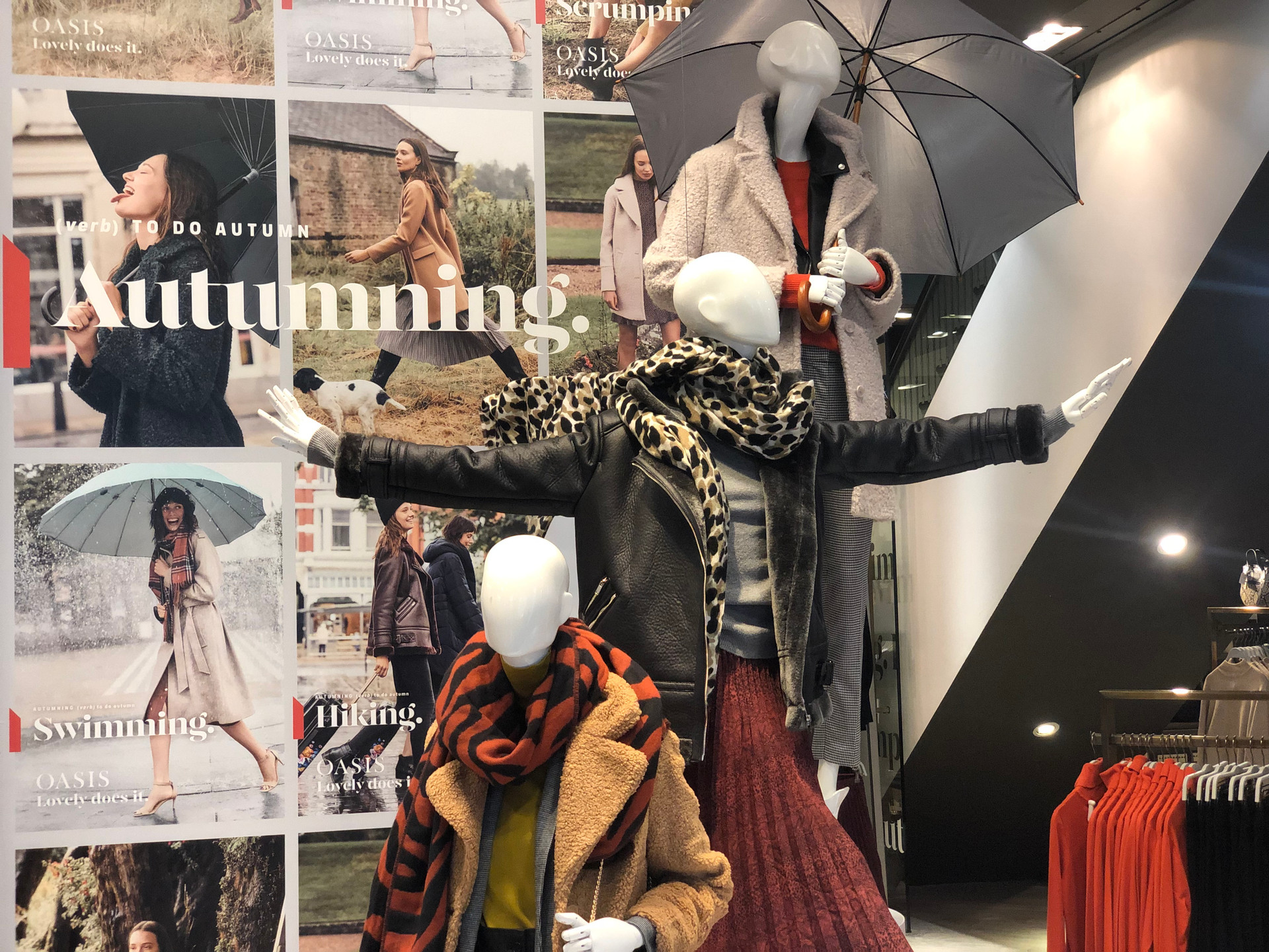 The ing's of Autumn - A/W Campaign 2019