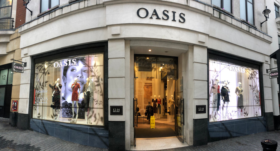 Frankie X Oasis- Spring Campaign 2020