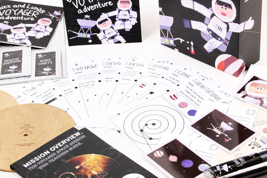 Voyager Space Mission KS2 Teaching Pack 2018
