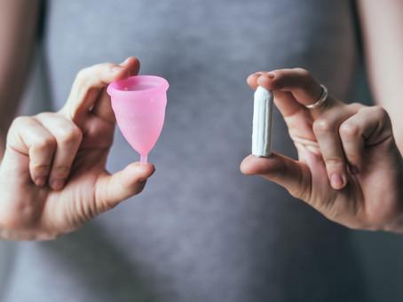 Copa menstrual: Es mejor que las toallas sanitarias o tampones?