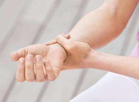 Dolor y hormigueo en la mano: Durante el embarazo?