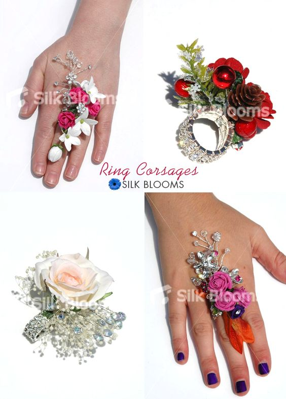 ring corsaches