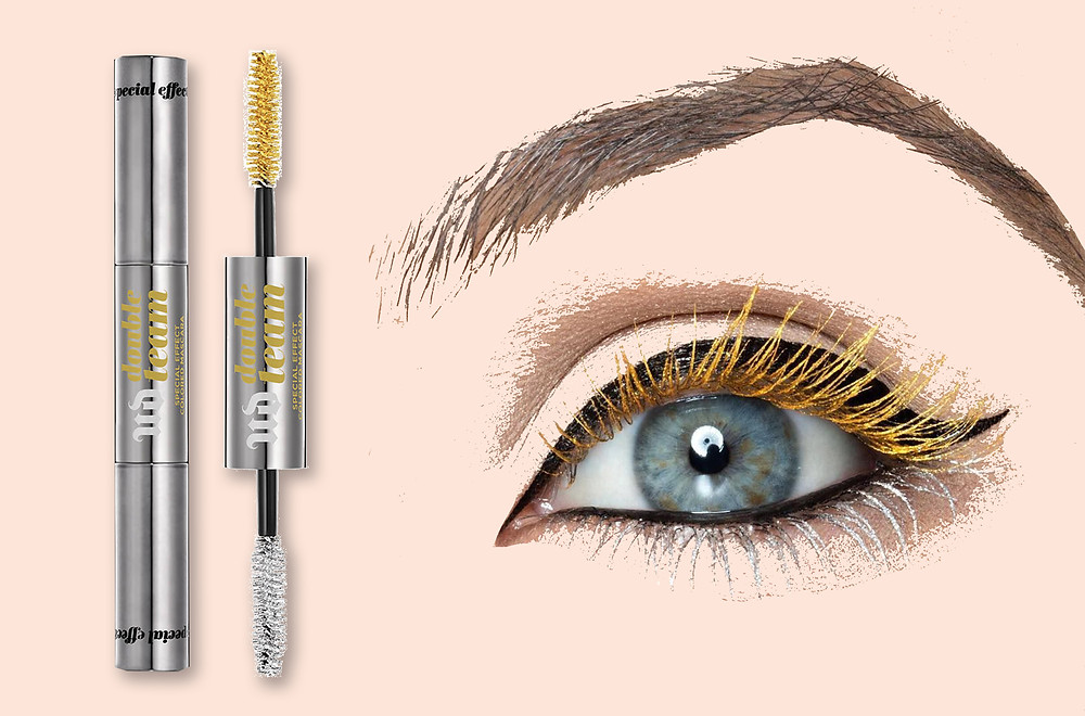Urban Decay Team Special Effect Coloured Mascara in Dime/Goldmine