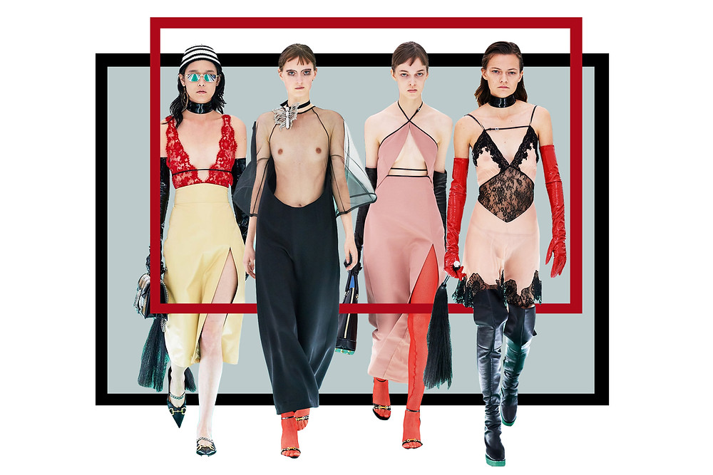 Gucci Collection SS20 Ready To Wear