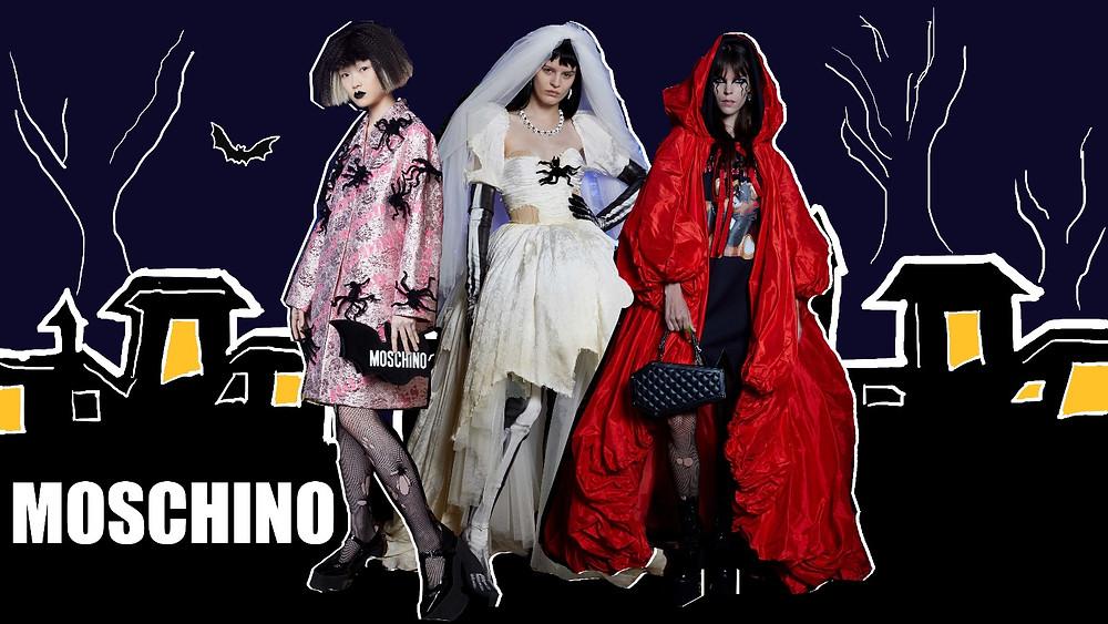 Moschino's Resort 2020 Collection