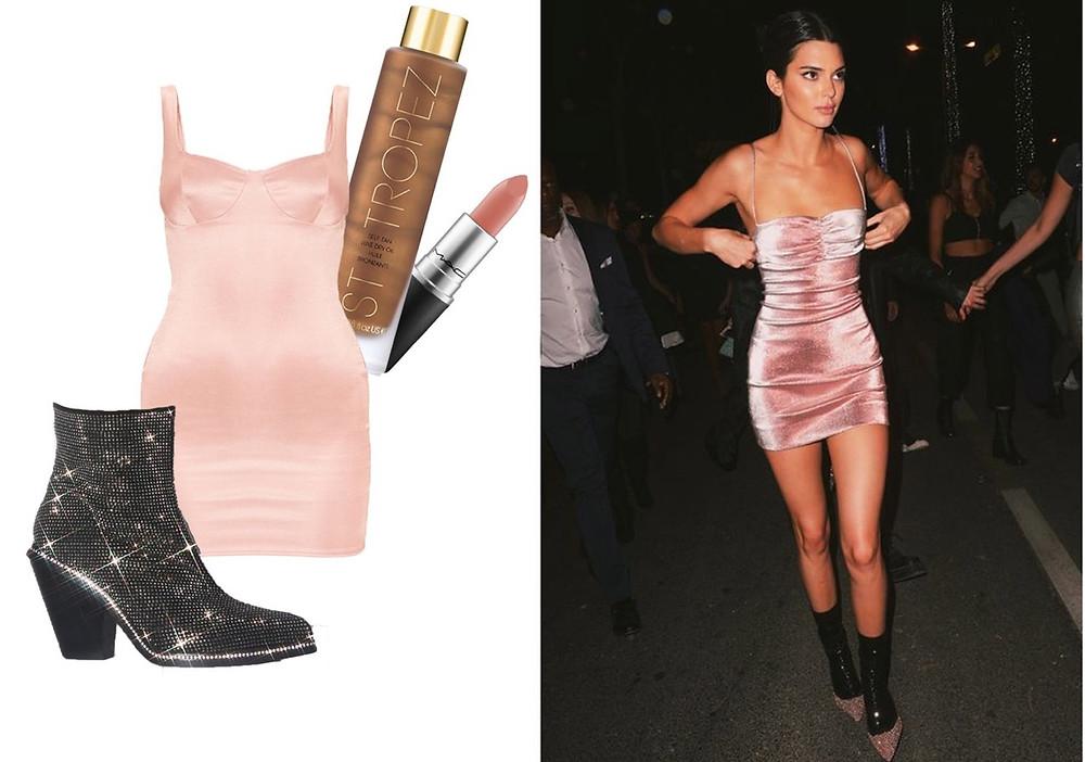 Kendall Jenner, Pretty Little Thing, Azalea Wang, MAC and St. Tropez