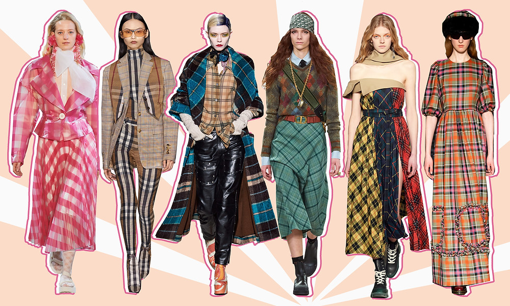 Claudia Li, Burberry, Dries Van Noten, Dior, Monse and Shrimps AW20 Collections
