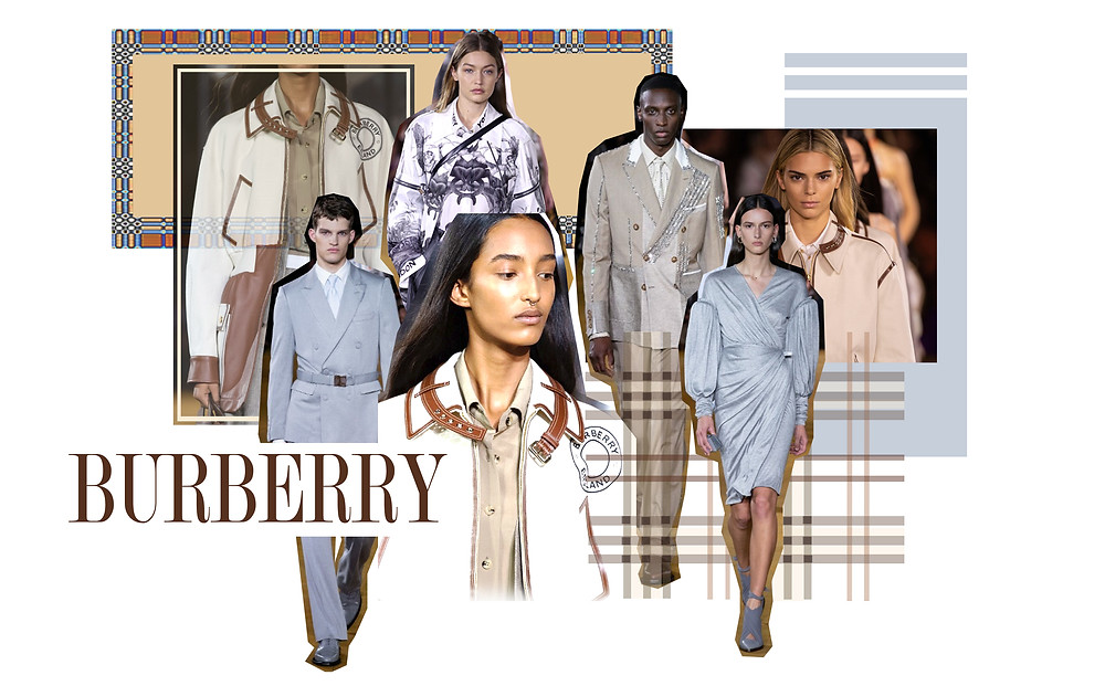 London Fashion Week 2019 Burberry Show