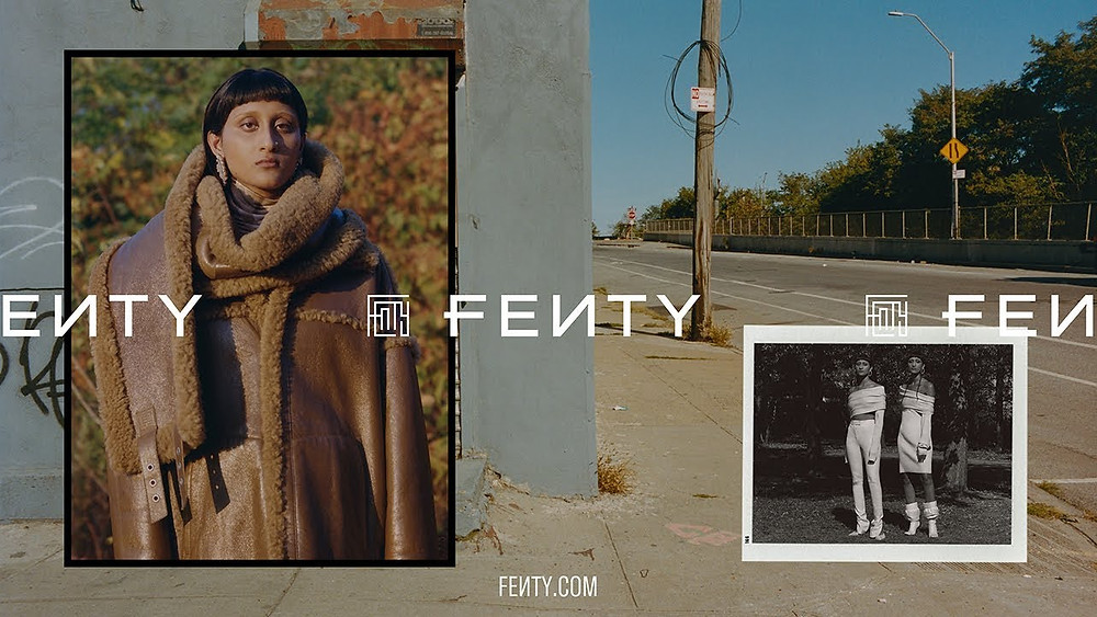 Fenty 'City Bloom' Campaign