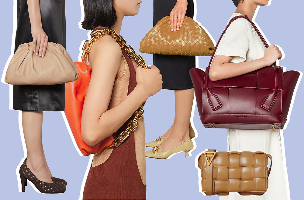 Bottega Veneta: The Pouch, Chain Pouch, Padded Cassette and the Large Arco bags
