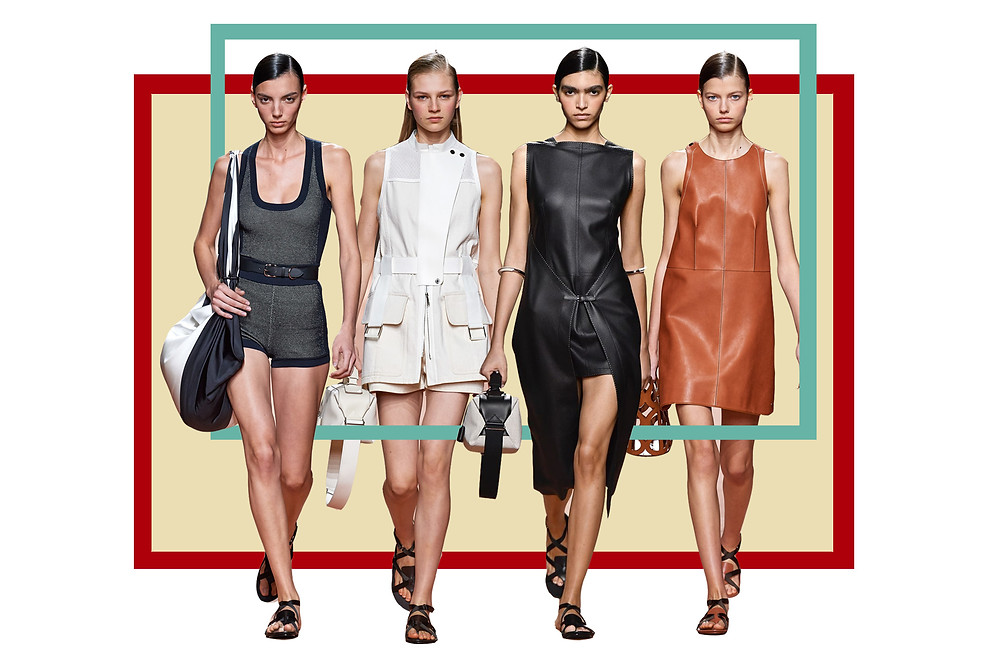 Hermes Collection SS20 Ready To Wear