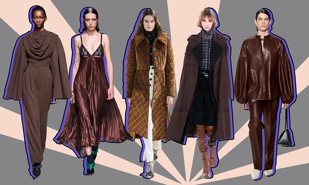 Emilia Wickstead, Christopher Kane, Awake Mode, Victoria Beckham and Jil Sander AW20 Collections