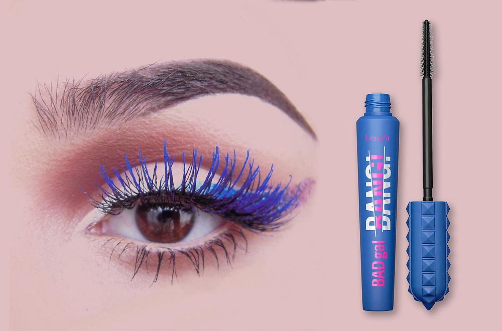 Benefit Cosmetics Badgal Bang in blue