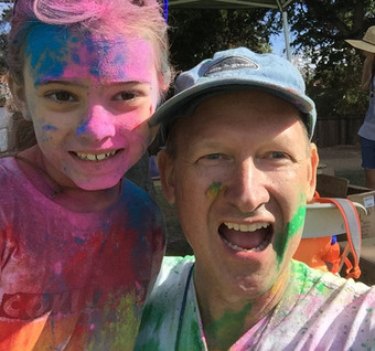 ColorWalk Raises Critical Funds for Public Education