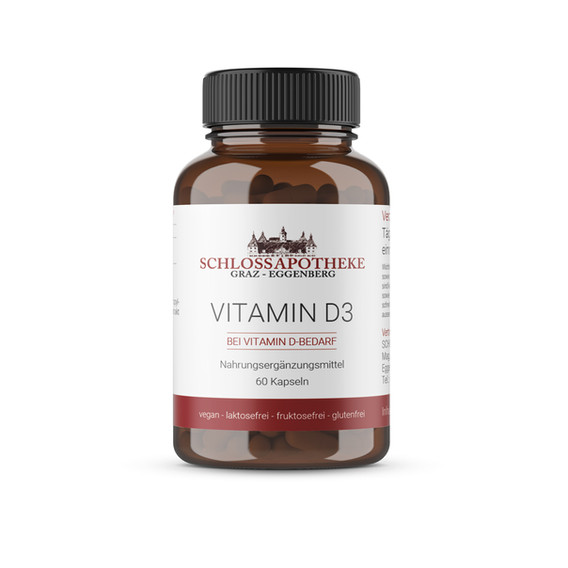 Schlossapotheke Vitamin D