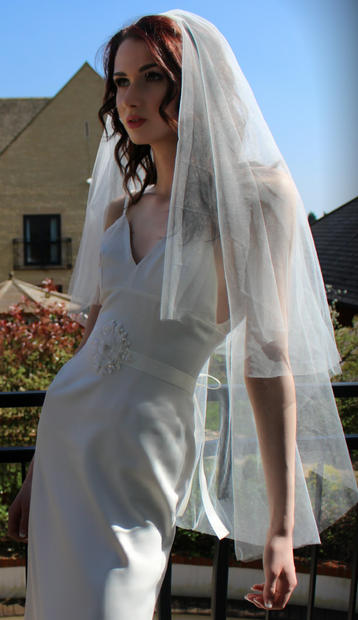 Double layered Veil