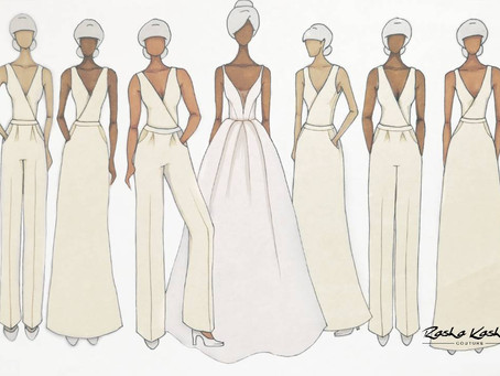 How to style your Bridesmates