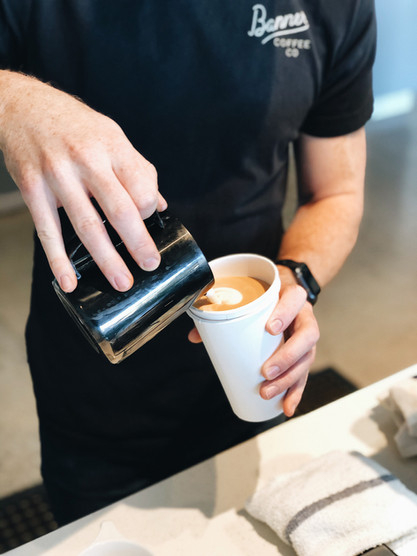 BANNER COFFEE