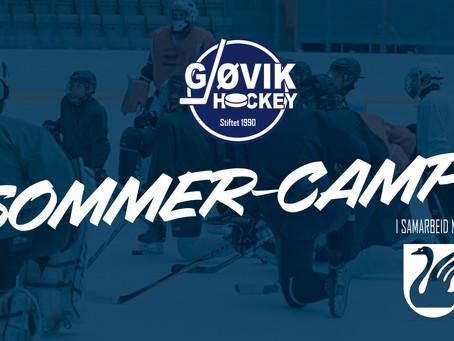 Info angående sommer-camp