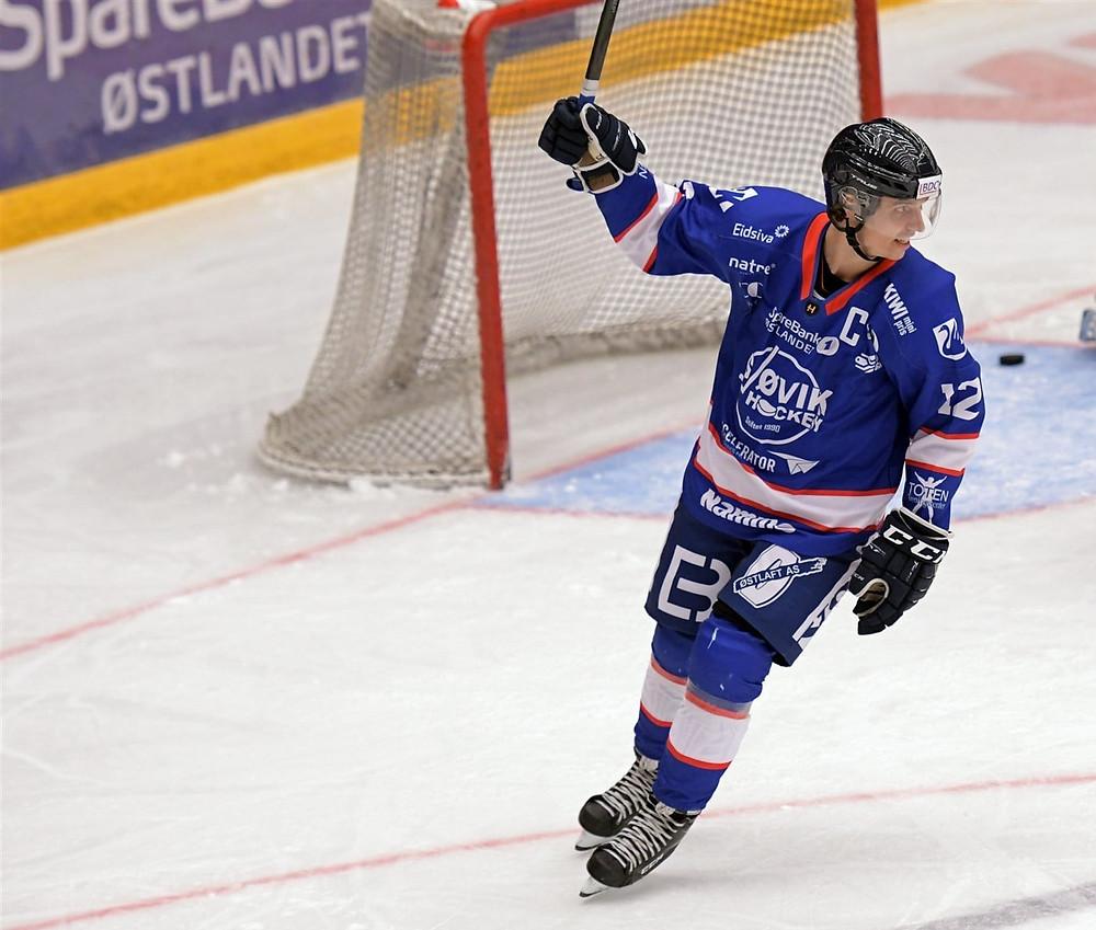 Amund Nyland og resten av laget har fått mye å juble for de siste ukene. Om det fortsetter får vi se onsdag kveld.