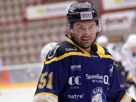 Joacim Eriksson Rostad er med videre