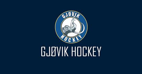 Gjøvik Hockey på blå bakgrunn.png