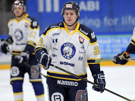 Morgan Mathisen fortsetter i Gjøvik