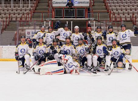 75 bedrifter samarbeider med Gjøvik Hockey
