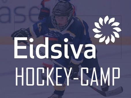 Eidsiva hockey-camp uke 33