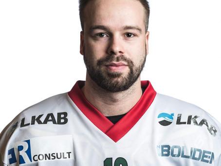 Olle Vennström klar for Gjøvik Hockey