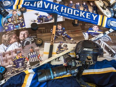 Gjøvik Hockey i bilder