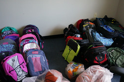 NBN Sports Book bag Drive 2015