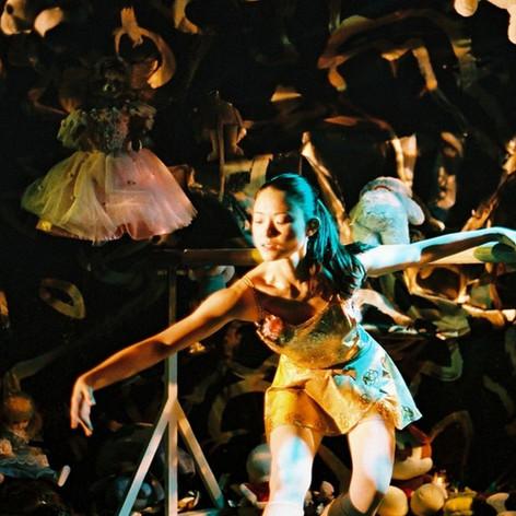 KaoRi's ballet concert
