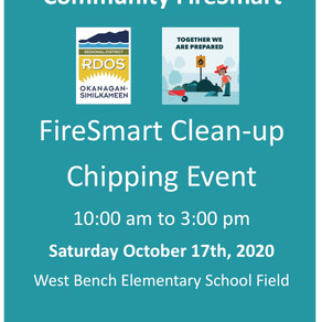 Reminder for October 17 Chipping Event.