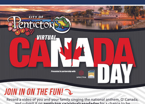 Virtual Canada Day - get involved!